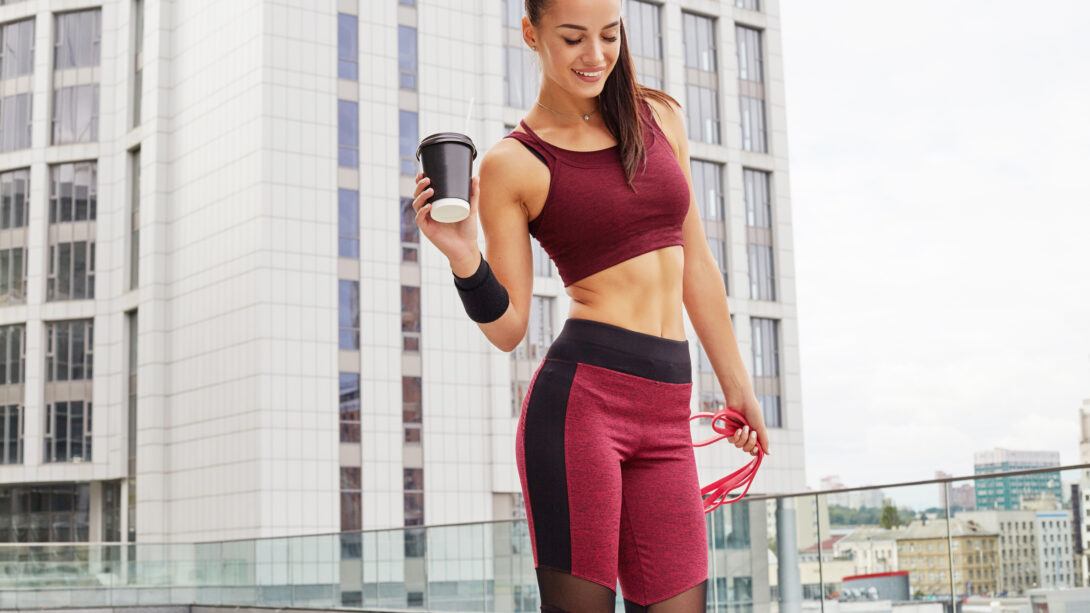 is coffee good for athletes